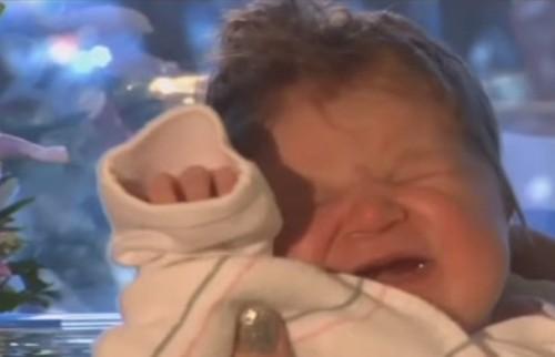 妊娠発覚後1時間で出産0