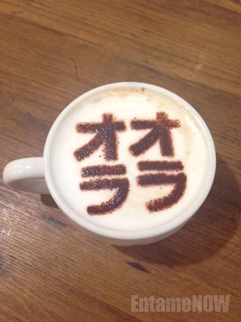 【ジョジョカフェOPEN!!】タワレコとのコラボで期間限定で渋谷にオープン!!