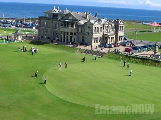【松山英樹】第144回 2015 全英オープンゴルフ 3日目