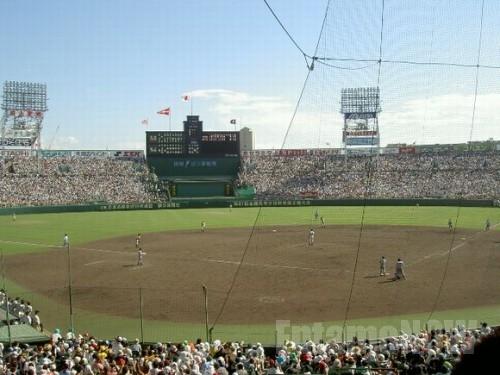 甲子園、高校野球