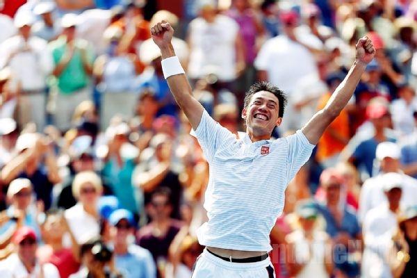 【錦織圭】全米オープンテニス 2015【USオープンテニス】