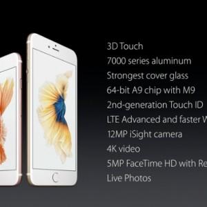 【速報】Apple新製品発表会でiPhone6sを発表!新色発表も!仕様と価格は!?