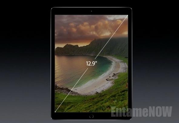 【速報】Apple新製品発表会で「iPad Pro」と「iPad mini4」を発表!仕様・価格は?