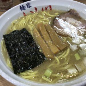 【ラーメンレポ】新橋の隠れた名店「いし川」を訪問&レビュー!!