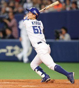 おはD歓喜!中日ルーキー・京田、打率3割に!