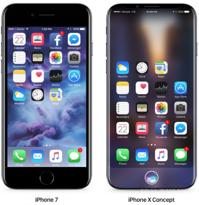 【iPhone X登場!!】発売日・予約受付はいつ?その他iPhone8 Plus新色等最新機能まとめ!!