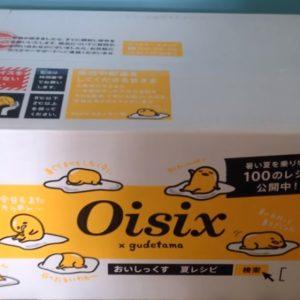 【オイシックスレビュー!!】引きこもり在宅ワーカー独身の私がOisixで食材を頼んでみたのであーる