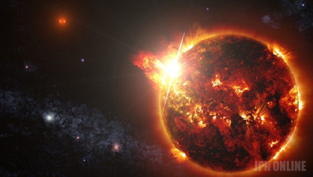 【メガフレア速報】本日午後太陽フレア電磁波が8日午後に到達!〜到着予定時刻はいつ!?〜