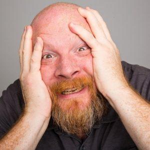 【ヒゲ脱毛】青ヒゲでハゲで独身中年の私が家庭用脱毛器ケノンでヒゲ脱毛した結果・・・!?