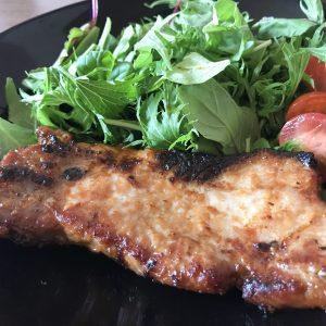 【簡単レシピ】豚ロースの味噌漬け焼き
