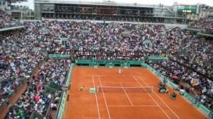【速報】テニス錦織圭82年ぶりのベスト8進出決定!!【全仏オープン】